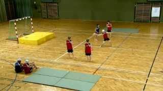 Beach Handball: Goalkeeper Skills - Вправи для воротарів