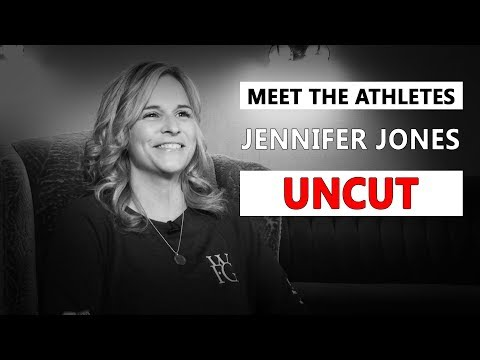 Meet the Athletes  Jennifer Jones UNCUT