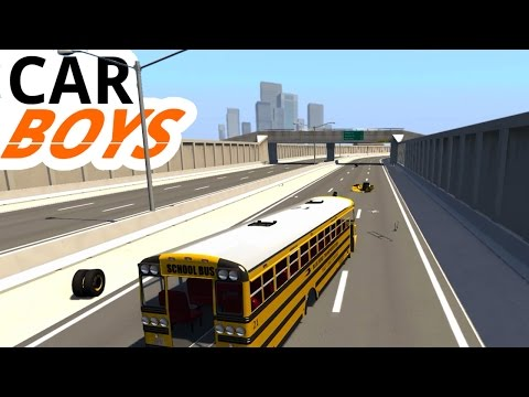 Nick and Griffin Hit the Highway — CAR BOYS, Episode 20