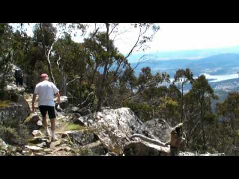 Organ Pipes Mount Wellington