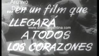 """DiFilm - Trailer del film """"La domenica della buona gente"""" 1953"""