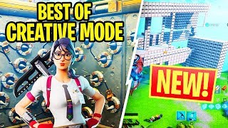THE BEST OF CREATIVE MODE & BATTLE ROYALE - (CIZZORZ HIGHLIGHTS)