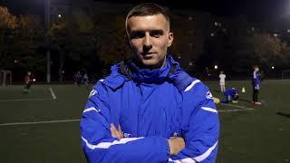 Комментарий главного тренера о тренировке U15 ФК Спорт Альянс