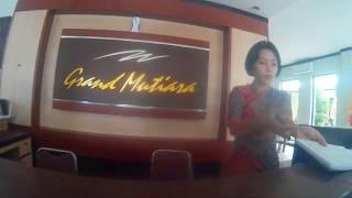 Check In Di Grand Mutiara Hotel Pangkal Pinang, Bangka
