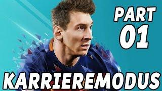 Let's Play Fifa 16 Karrieremodus Deutsch Gameplay German Part 1 - Dortmund, Transfers, 1. Turnier