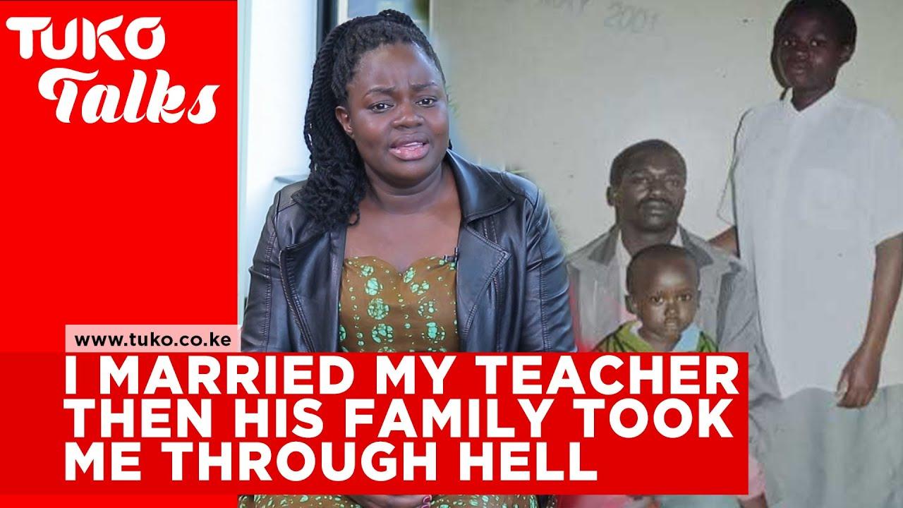 I married my teacher then his family took me through hell when he died-Maureen Wanjaro| Tuko TV