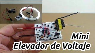 Mini Elevador de Voltaje 6 a 600 volts