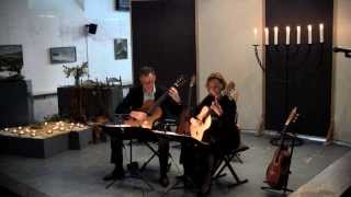 Scarlatti Sonata K380 (2 guitars)