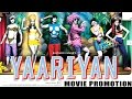 Yaariyan Movie Himansh Kohli Evelyn Sharma Rakul Preet Full Promotion ...