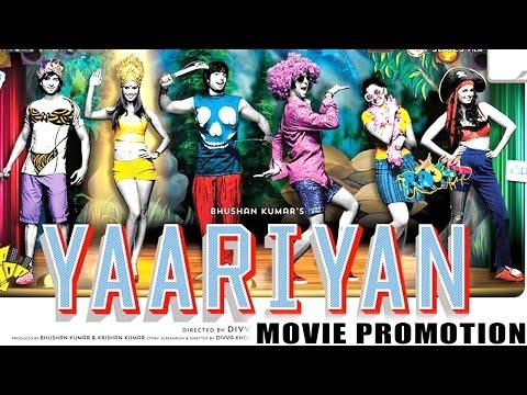 Yaariyan Movie  - Himansh Kohli - Evelyn Sharma - Rakul Preet - Full Promotion Events Video