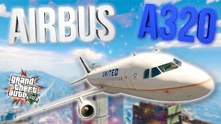 AIRBUS A320 - GTA 5 MODS (МОДЫ ГТА 5)