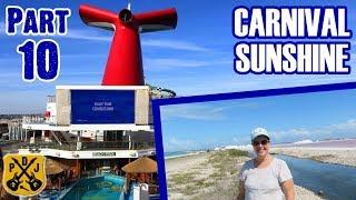 Carnival Sunshine Cruise Vlog 2019 #10 - Bonaire Vista Tours, North & South Island Tour - ParoDeeJay thumbnail