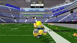 ROBLOX Montaje de Fútbol 7