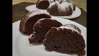 Меня этот Рецепт Приятно Удивил|Постный Шоколадный КЕКС|Рецепт на Воде и без Яиц