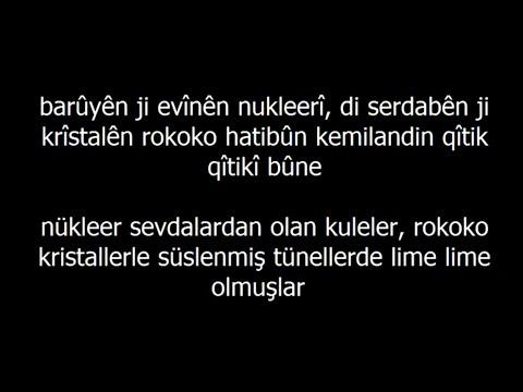Renas Jiyan - Janya (Kürtçe ve Türkçe  sözleri, Türkçe çevirisi)