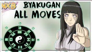 BYAKUGAN KEKKEI GENKAI SHOWCASE | NxB | Naruto RPG: Beyond | ROBLOX