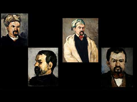 Introduction to the Exhibition: Cézanne Portraits