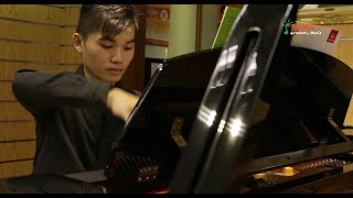 [青苗琴行] ABRSM 2015-2016 Grade 6 A2 Beethoven Minuet and Trio: third movement from Sonata in B flat