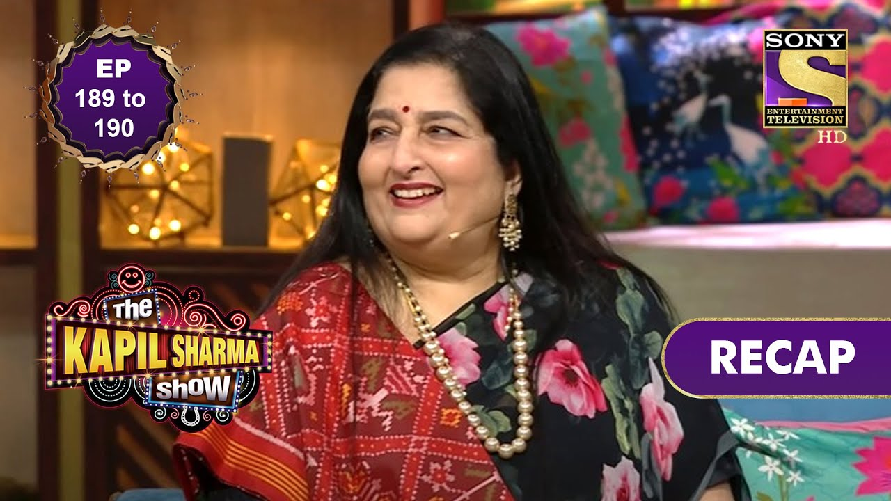 Download The Kapil Sharma Show Season 2   दी कपिल शर्मा शो सीज़न 2   Ep 189 & Ep 190   RECAP