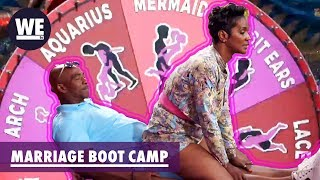 'It's Sex Day!' Sneak Peek | Marriage Boot Camp: Reality Stars