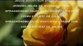 """BIESIADA-muzyka-tekst """"Suliko"""""""