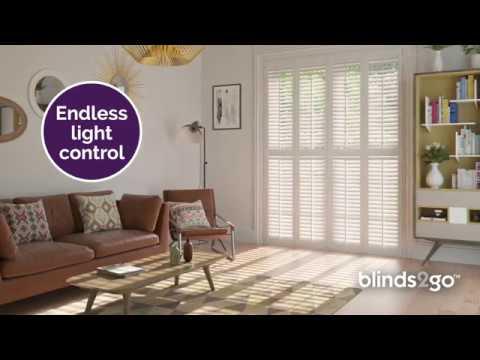 Shutter Blinds by Blinds 2go