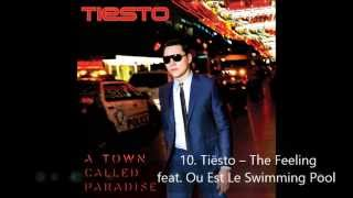 Tiësto - A Town Called Paradise [Deluxe Edition] World Exclusive before (16.6.2014)