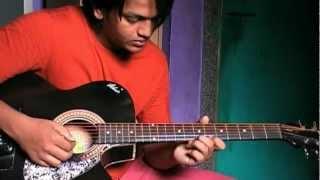 jana gana mana guitar easy tabs (national anthem)