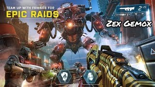 Shadowgun Legends gameplay full hd best ever game for android 2018