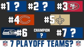 The 7 NFC Playoff Teams In 2020 (NFL Playoff Expansion Predictions 2020)