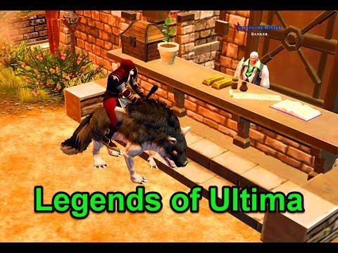Diving In – Legends of Ultima