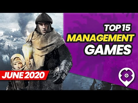 Top 15 Best Management Games - June 2020 Selection