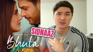 Bhula Dunga (SONG REACTION)Darshan Raval | Sidharth Shukla | Shehnaaz Gill | Don David
