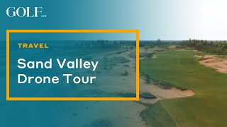 Sand Valley Drone Tour