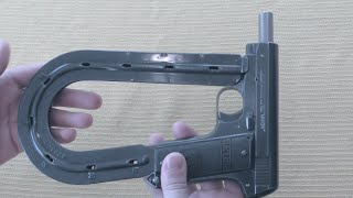 Union Pistol w/35-Round Horseshoe Magazine