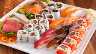 Supermarket Sushi Taste Test