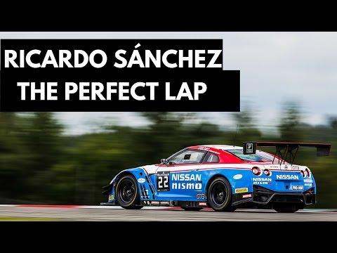 Ricardo Sanchez - La Vuelta Perfecta - RSanchezGP
