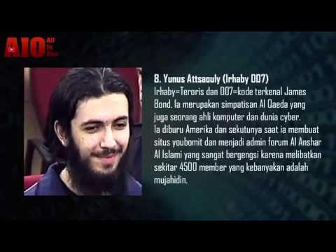 PALING BERBAHAYA  Inilah 10 Hacker Paling Berbahaya di Dunia! ADA HACKER INDONESIA