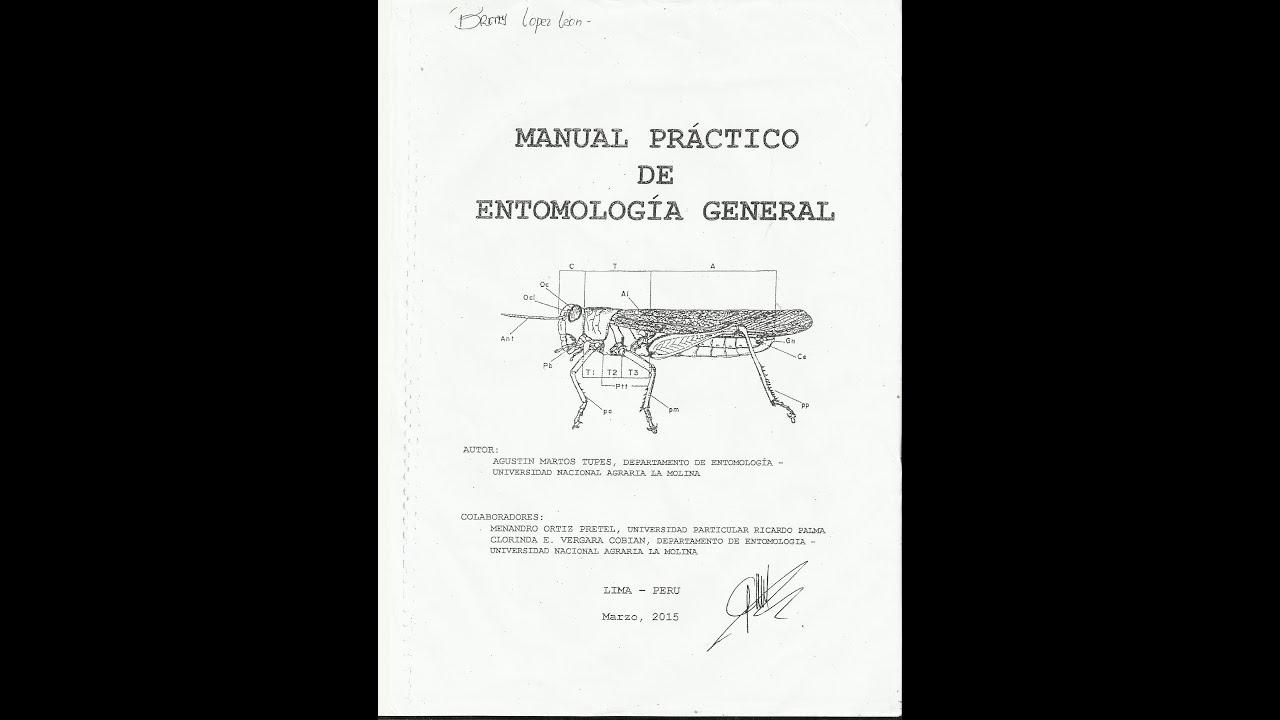 Descargar Libro De Entomología Gratis 2017 ACTUALIZADO ... @tataya.com.mx