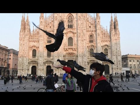 Il coronavirus cambia il volto di Milano