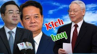 Tổng Trọng bị đầu độc, Nguyễn Thanh Nghị bị giữ làm con tin chờ Ba Dũng nhận tội