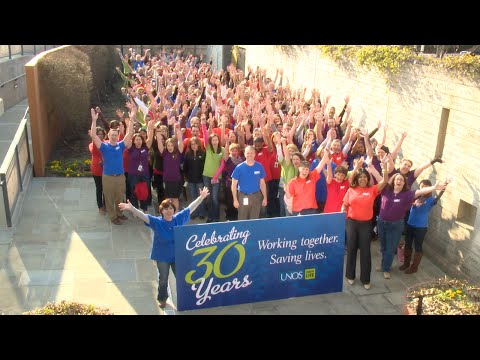 UNOS Named Top Workplace In Richmond, Virginia
