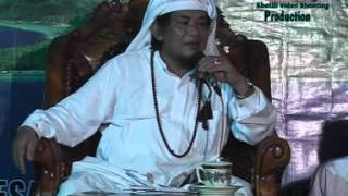 Ceramah Agama KH Ahmad Muzakki Syah Al Qodiri