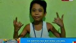 BP: 10-anyos na batang lalaki, patay sa pananaksak sa Tondo