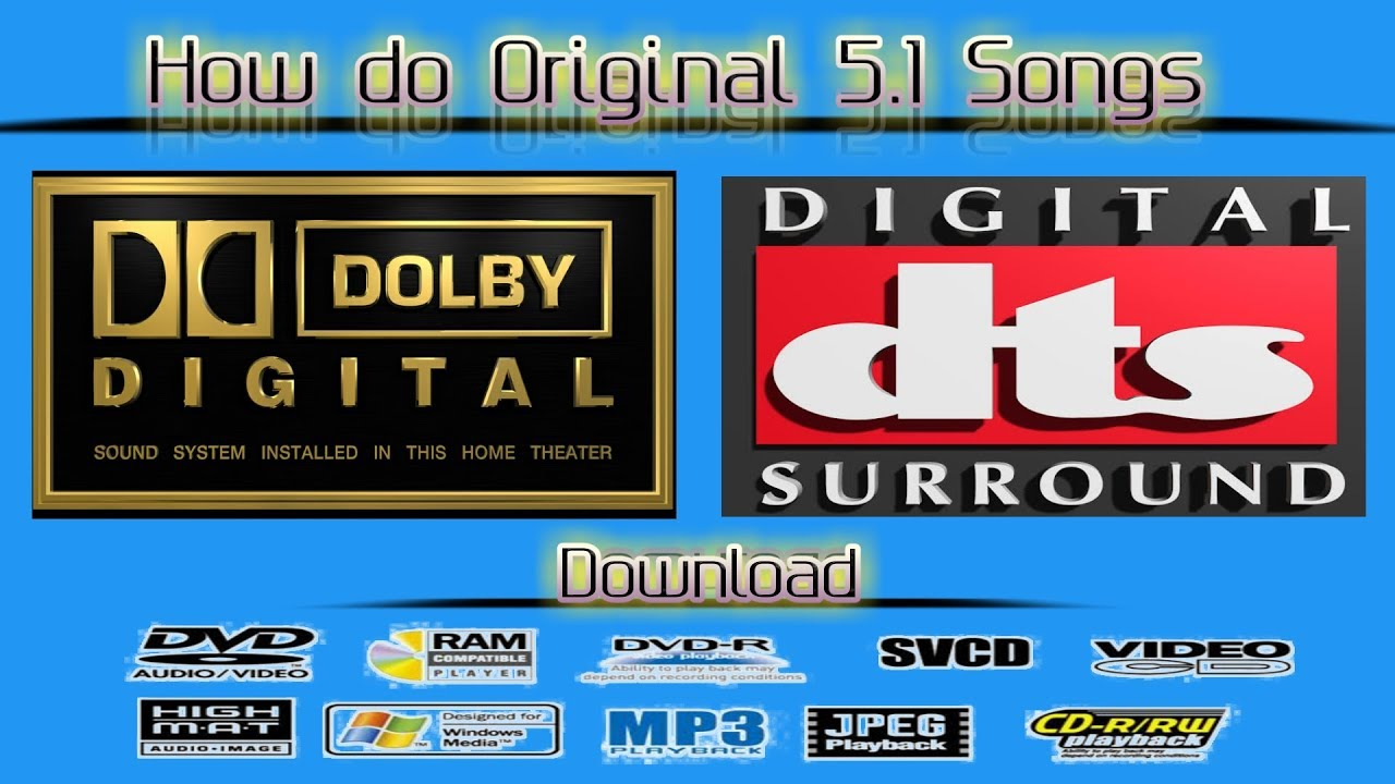 5.1 dolby digital tamil audio songs free download