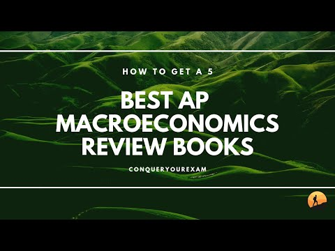 How To Get A 5: Best AP Macroeconomics Review Book