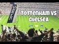 Tottenham vs Chelsea VLOG @wembley  my first season ticket game