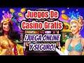 TRAGAMONEDAS FARAON Juego de Casino CLÁSICO! - YouTube
