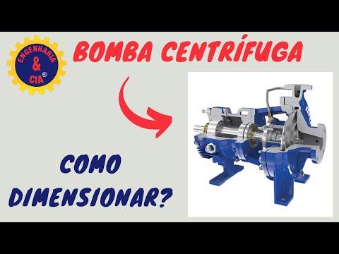 #MECFLU PARTE 4 COMO DIMENSIONAR BOMBA CENTRIFUGA DE INSTALAÇÃO DE BOMBEAMENTO
