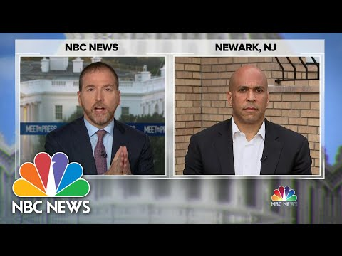 Full Booker: Trump Nomination 'Undermines The Legitimacy' Of The Supreme Court   Meet The Press